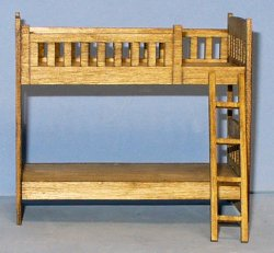 Alex's Bunkbed Half-inch scale