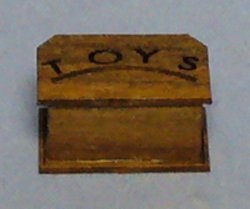 Alex's Toybox Quarter-inch scale