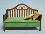 Daybed Half-inch scale