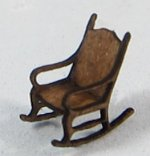 Fancy Rocking Chair 1/144th scale