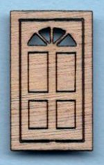 Front Door 1/144th scale