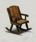Grandma's Rocking Chair 1/144th scale