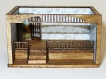 Two-Level Room Box 1/144th scale
